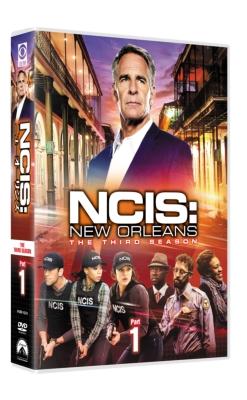 NCIS:ニューオーリンズ シーズン3 DVD-BOX Part1【6枚組】