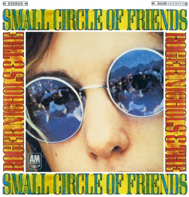 Roger Nichols & The Small Circle Of Friends  (アナログレコード+7インチシングル+CD/Tapete)