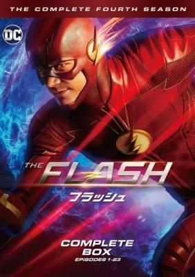 THE FLASH / フラッシュ <フォース・シーズン>DVD コンプリート・ボックス (5枚組)