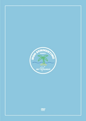 iKON SUMMERTIME SEASON3 in HAWAII 【初回生産限定盤】 (3DVD3DVD+PHOTO BOOK+GOODS)