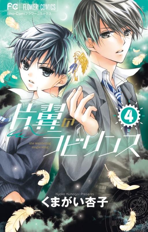 片翼のラビリンス 4 フラワーコミックス 少コミ
