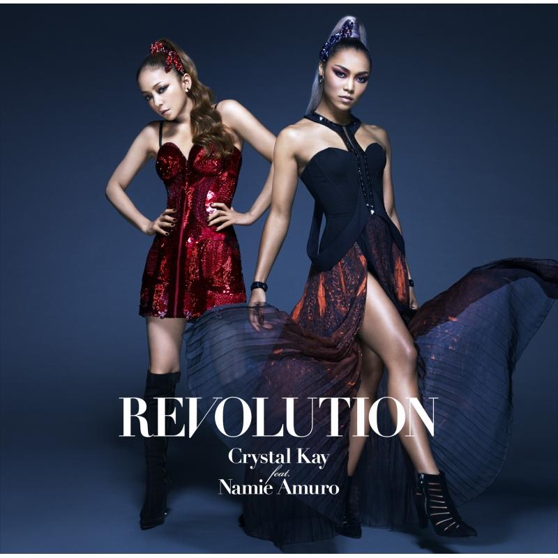 REVOLUTION 【通常盤】