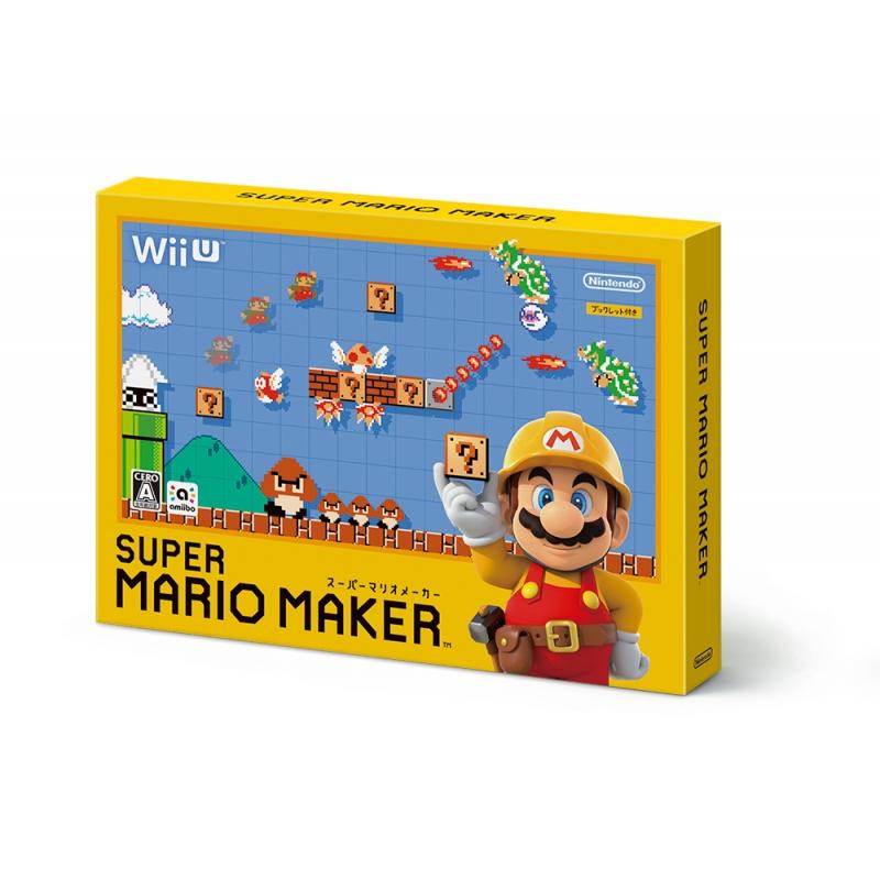 【Wii U】スーパーマリオメーカー