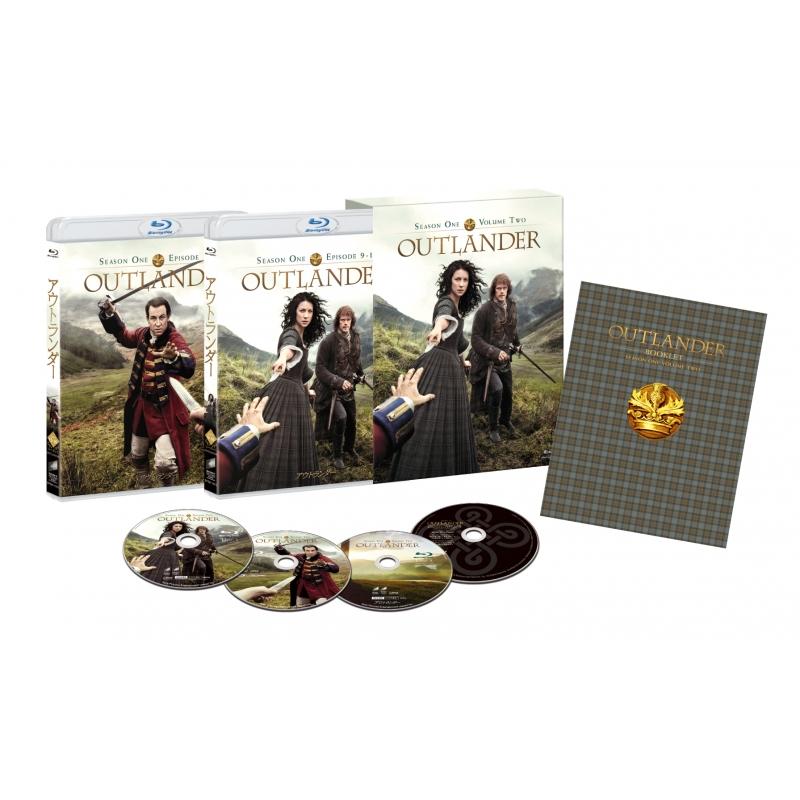 アウトランダー シーズン 1 コレクターズ BOX Volume 2【数量限定生産】