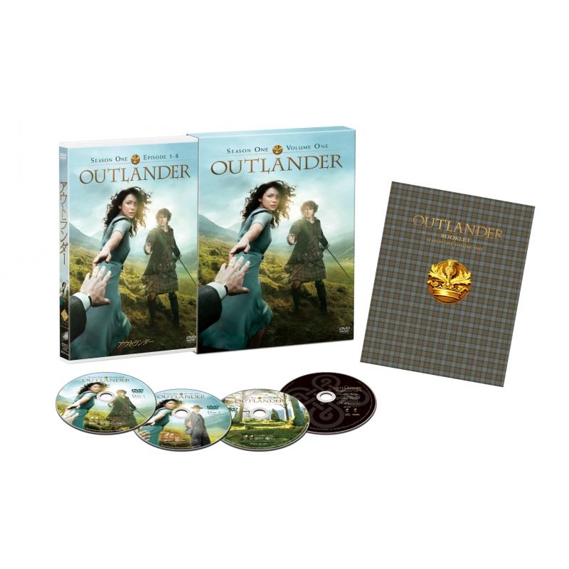 アウトランダー シーズン 1 コレクターズ BOX Volume 1【数量限定生産】