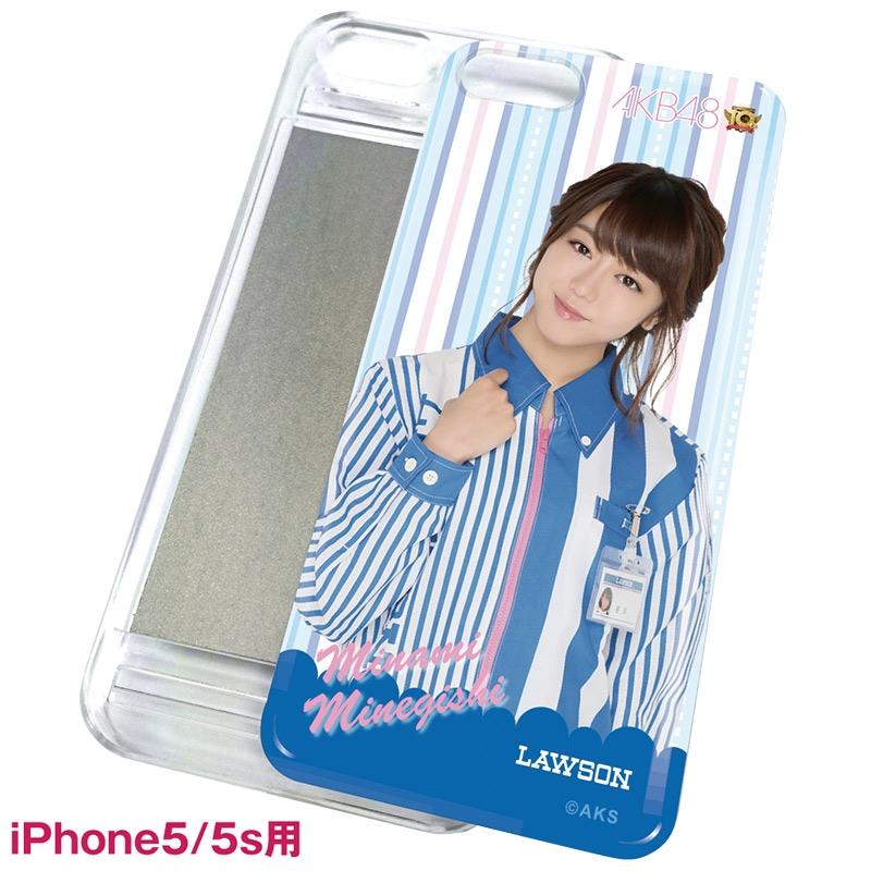 オリジナルICカバーiPhone 5/5s用(峯岸 みなみ)AKB48【Loppi・HMV限定】
