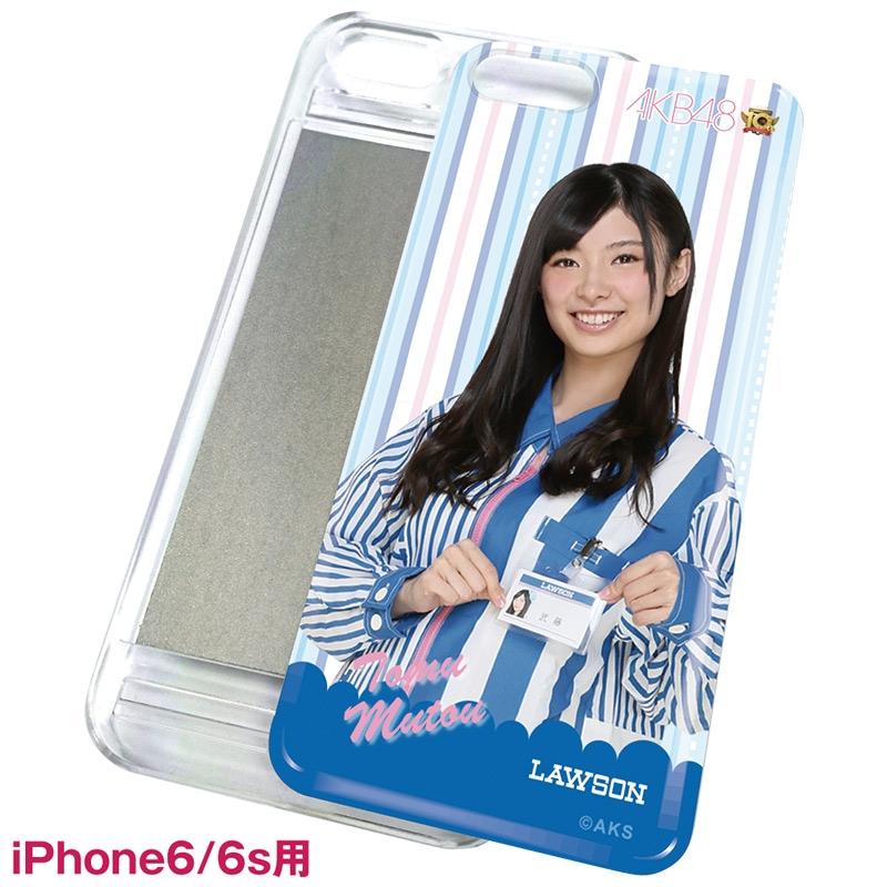 オリジナルICカバーiPhone 6/6s用(武藤 十夢)AKB48【Loppi・HMV限定】