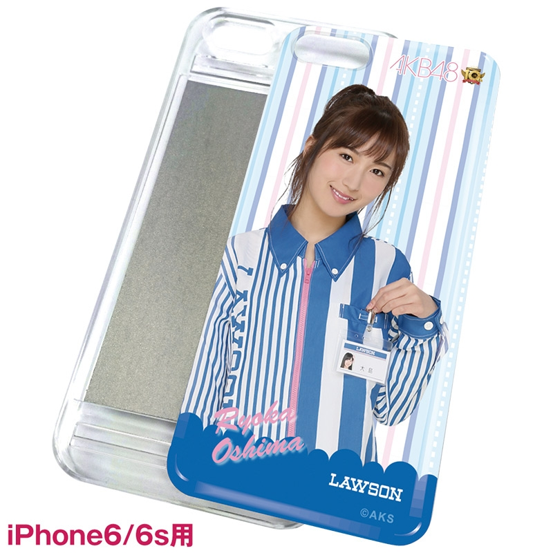 オリジナルICカバーiPhone 6/6s用(大島 涼花)AKB48【Loppi・HMV限定】