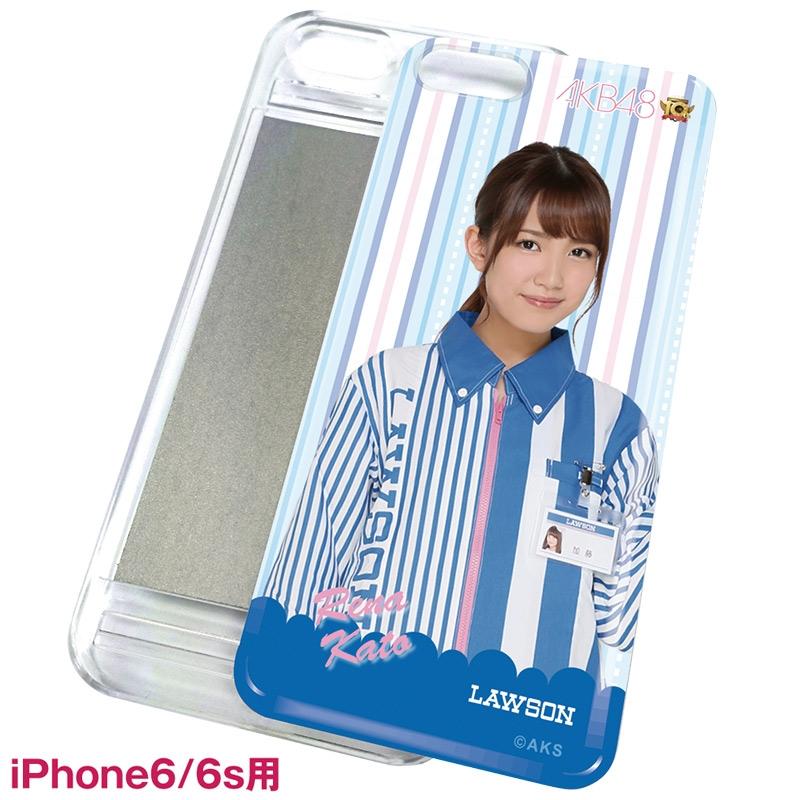 オリジナルICカバーiPhone 6/6s用(加藤 玲奈)AKB48【Loppi・HMV限定】