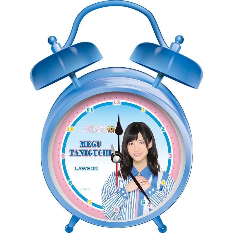 オリジナルボイス入り目覚まし時計(谷口 めぐ)AKB48【Loppi・HMV限定】