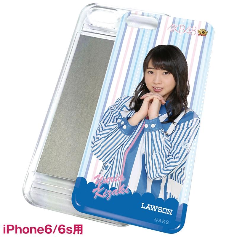 オリジナルICカバーiPhone 6/6s用(木�ア ゆりあ)AKB48【Loppi・HMV限定】
