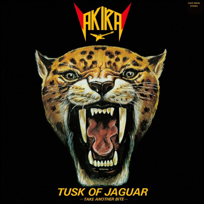 Akira Takasaki Tusk Of Jaguar