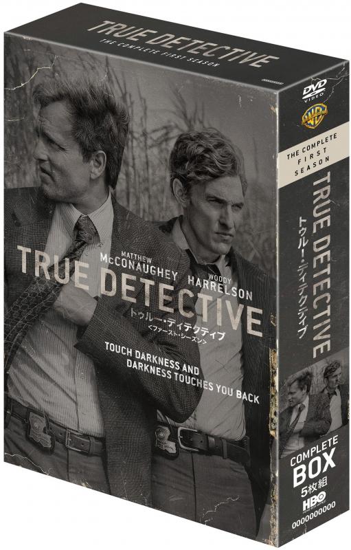 TRUE DETECTIVE/トゥルー・ディテクティブ <ファースト・シーズン> コンプリート・ボックス(5枚組)