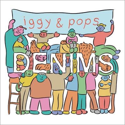 iggy & pops