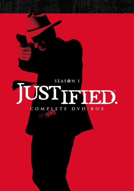 JUSTIFIED 俺の正義シーズン1 コンプリート DVD-BOX