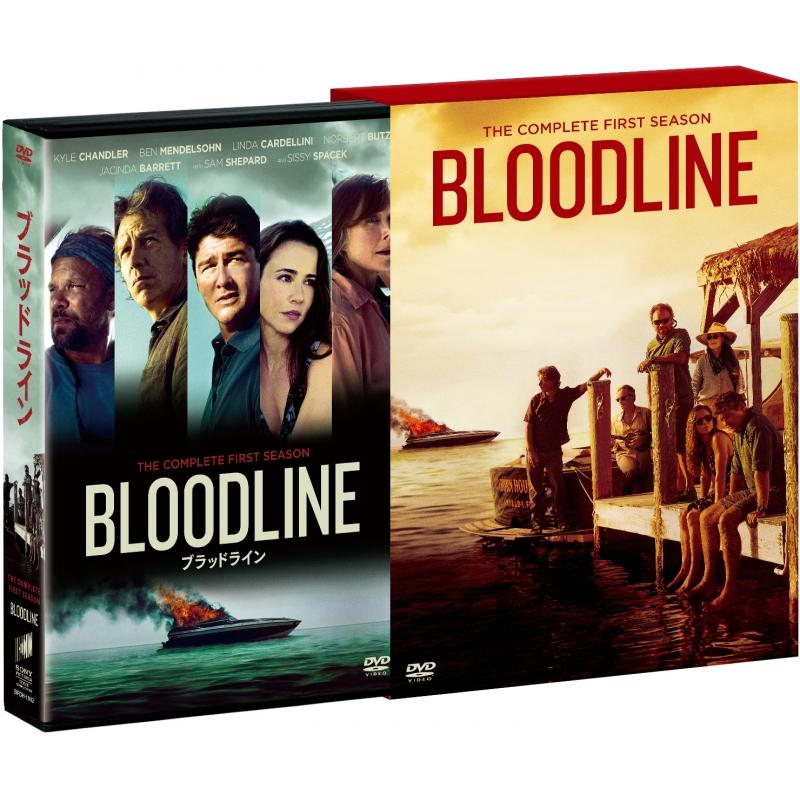 BLOODLINE ブラッドライン シーズン1 DVD コンプリート BOX