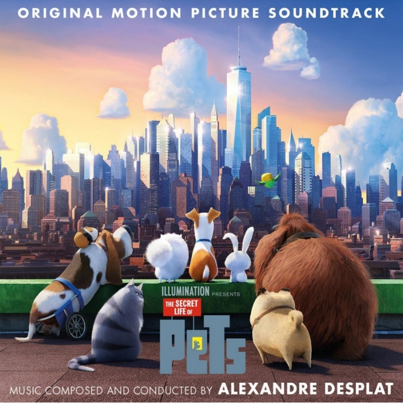 Secret Life Of Pets (2LP)(180グラム重量盤)