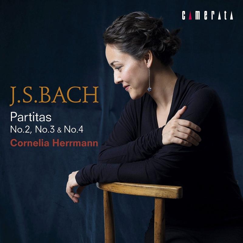 パルティータ第2番、第3番、第4番 コルネリア・ヘルマン(ピアノ)