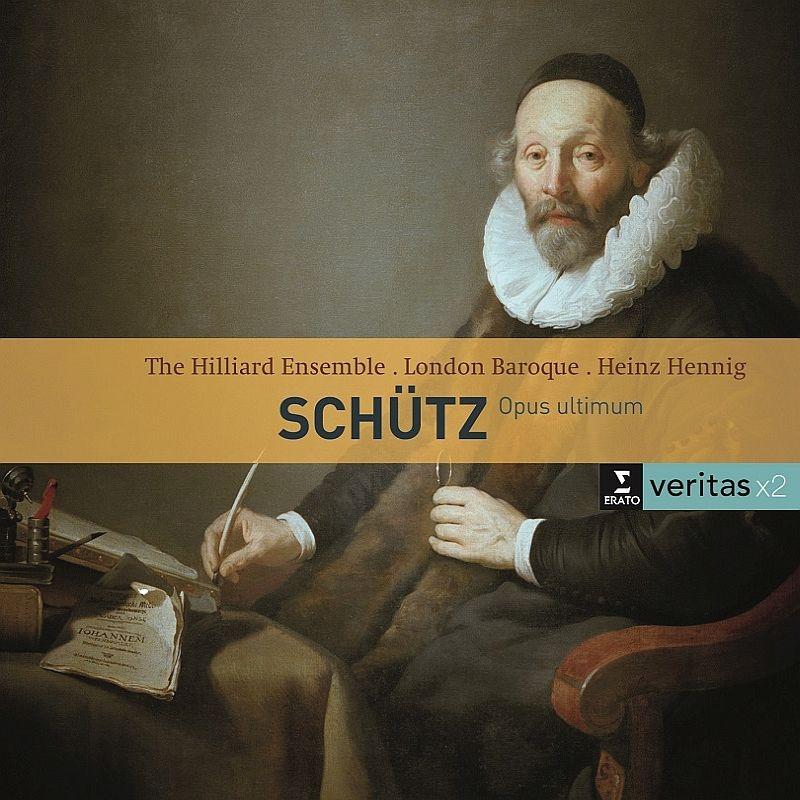 白鳥の歌 ハインツ・ヘニッヒ、ヒリヤード・アンサンブル、ハノーファー少年合唱団、ロンドン・バロック(2CD)