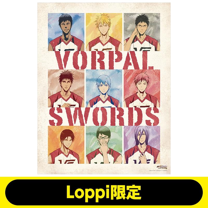 キャンバスアート【Loppi限定】 / 劇場版 黒子のバスケ LAST GAME