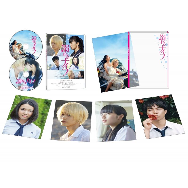 溺れるナイフ DVDコレクターズ・エディション<2枚組>