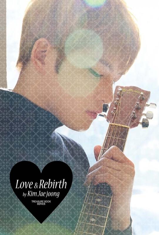 ジェジュン・トレジャーブック「J's LOVE and REBIRTH」