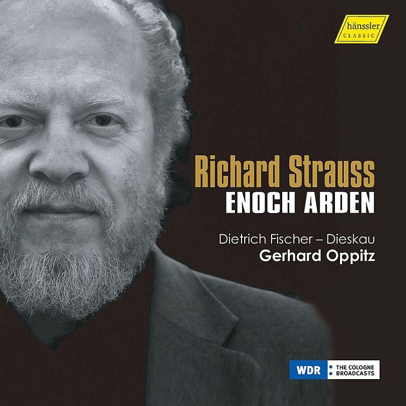 Enoch Arden, Lieder Transcriptions by Walter Gieseking : Gerhard Oppitz(P)Dietrich Fischer-Dieskau(Narr)