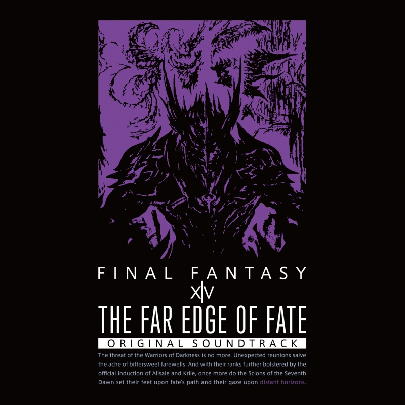 THE FAR EDGE OF FATE:FINAL FANTASY XIV ORIGINAL SOUNDTRACK【映像付サントラ/Blu-ray Disc Music】