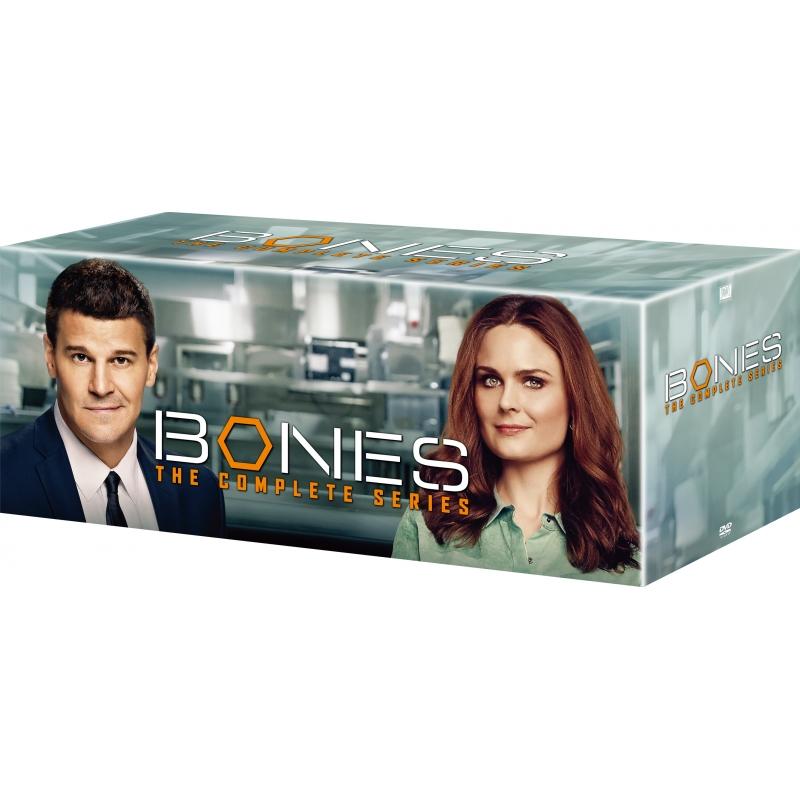 BONES-骨は語る-コンプリートDVD-BOX
