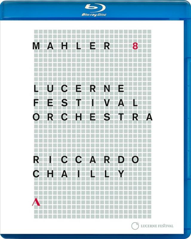 交響曲第8番『千人の交響曲』 リッカルド・シャイー&ルツェルン祝祭管弦楽団(日本語解説付)