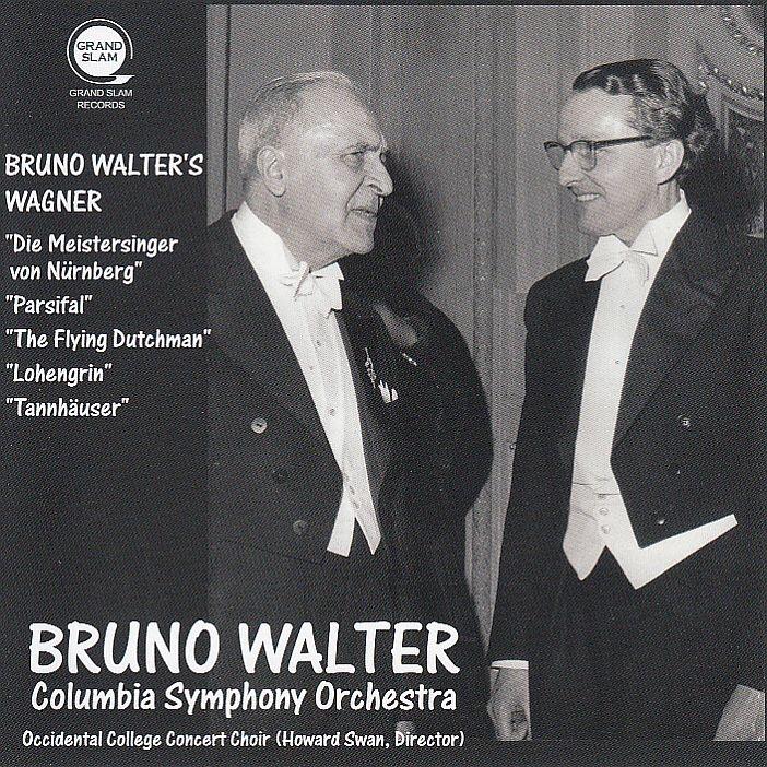 ワルターのワーグナー管弦楽曲集