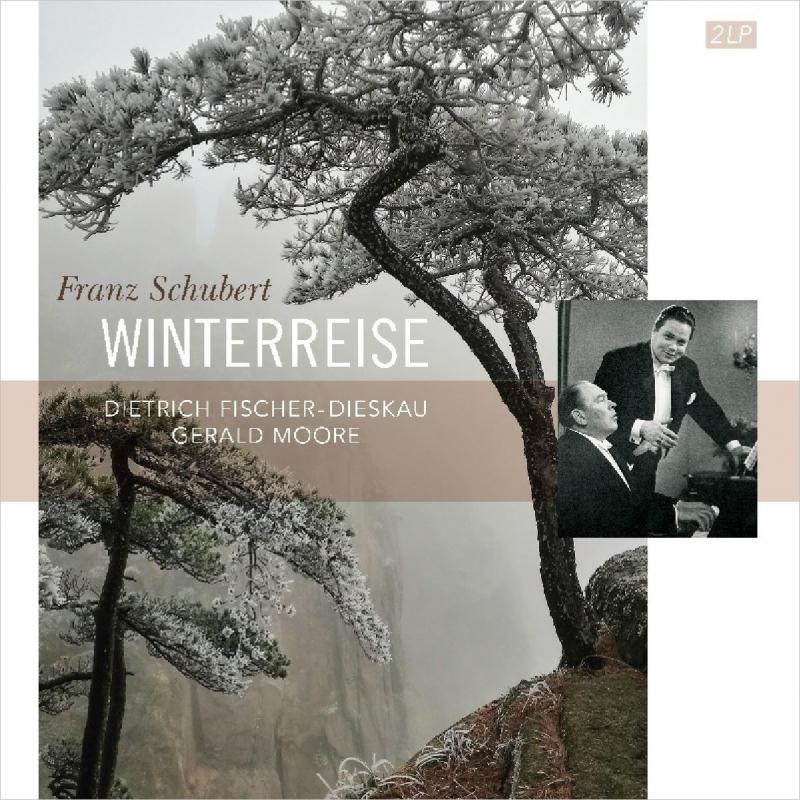 Winterreise: F-dieskau(Br)G.moore(P)(1955)