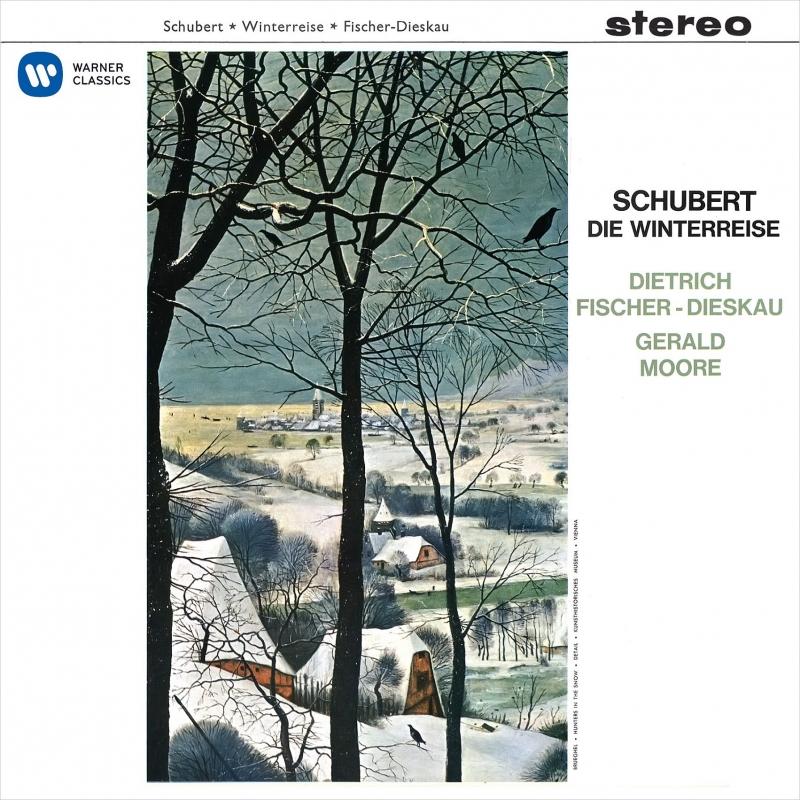 Winterreise : Dietrich Fischer-Dieskau(Br)Gerald Moore(P)(1962)(UHQCD)