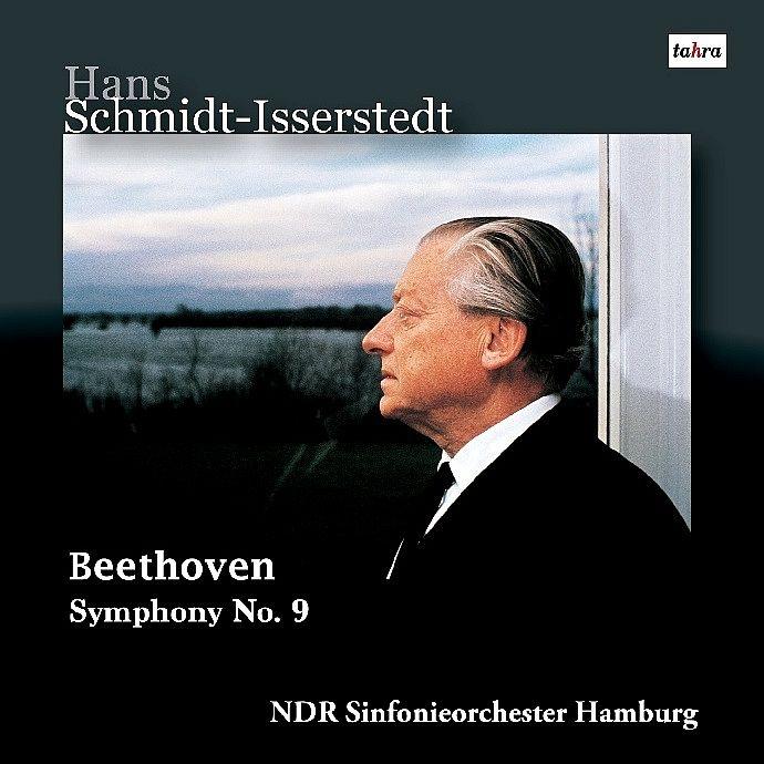 Symphony No.9 : Hans Schmidt-Isserstedt / NDR Symphony Orchestra & Choir, Donath, Ahlin, Hollweg, Sotin (1970)