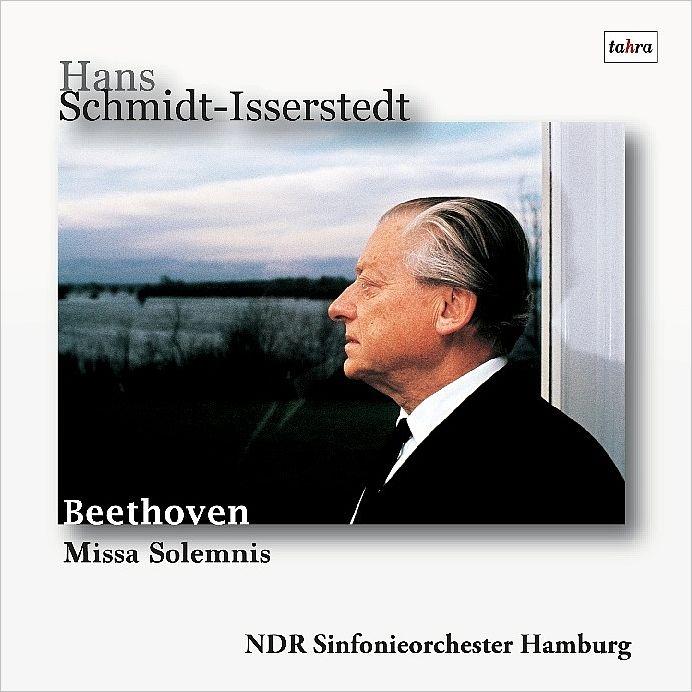 Missa Solemnis : Hans Schmidt-Isserstedt / NDR Symphony Orchestra & Choir, Soderstrom, K.Meyer, Schreier, Engen (1966)