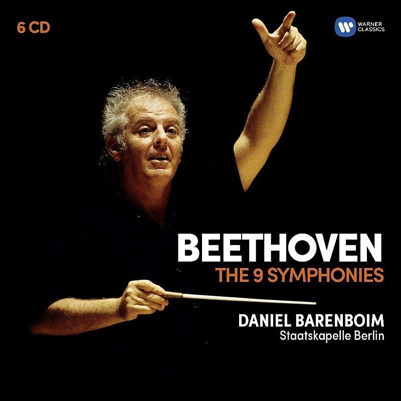 交響曲全集 ダニエル・バレンボイム&シュターツカペレ・ベルリン(6CD)