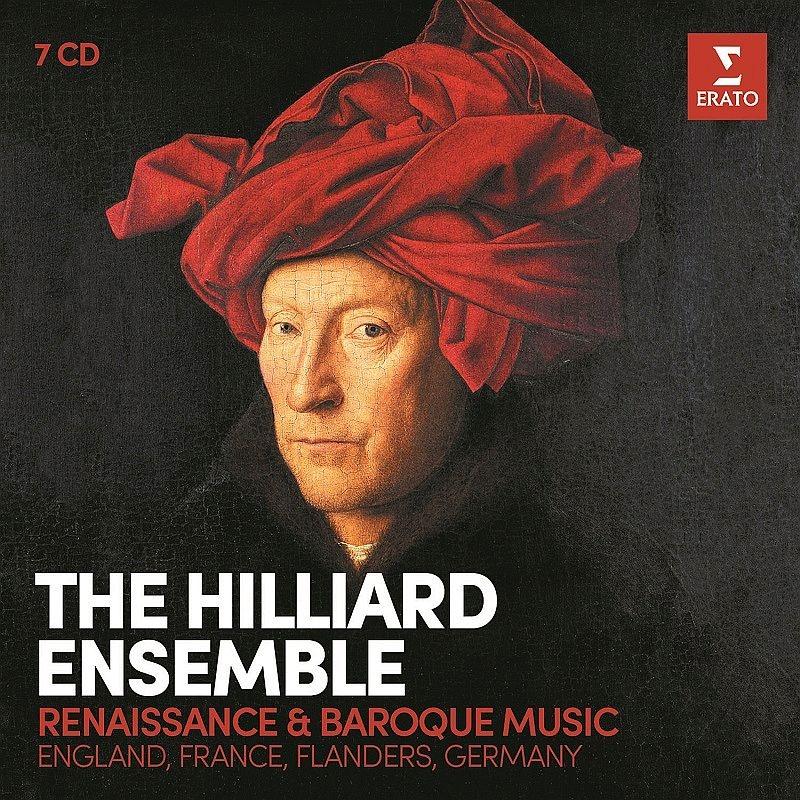 ヒリヤード・アンサンブル/ルネサンス&バロック音楽集(7CD)