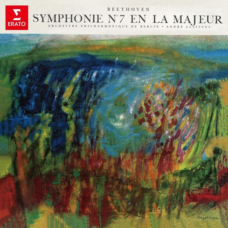 ベートーヴェン:交響曲第7番、第8番、『エグモント』序曲、リスト:『前奏曲』 アンドレ・クリュイタンス&ベルリン・フィル(シングルレイヤー)