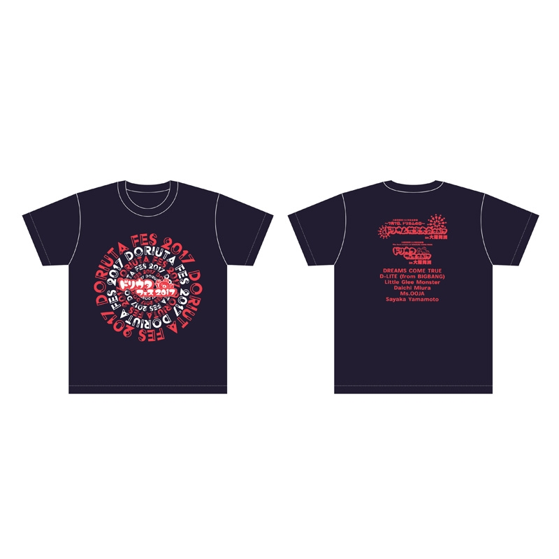 Tシャツ / ネイビー(M)