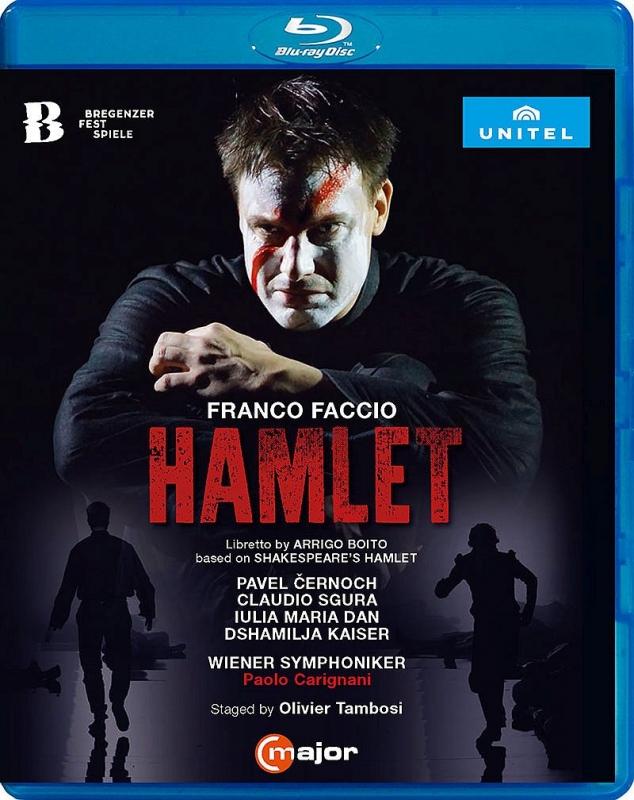 歌劇『ハムレット』全曲 タンボージ演出、パオロ・カリニャーニ&ウィーン交響楽団、パヴェル・チェルノフ、ユリア・マリア・ダン、他(2016 ステレオ)