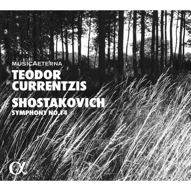 交響曲第14番『死者の歌』 テオドール・クルレンツィス&ムジカエテルナ、コルパチェヴァ、ミグノフ