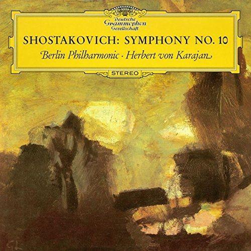 交響曲第10番 ヘルベルト・フォン・カラヤン&ベルリン・フィル(1966)(シングルレイヤー)