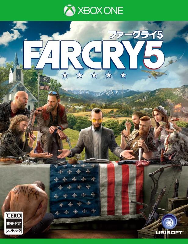 【XboxOne】ファークライ5