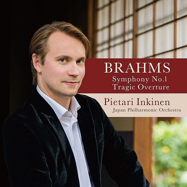 交響曲第1番、悲劇的序曲 ピエタリ・インキネン&日本フィル