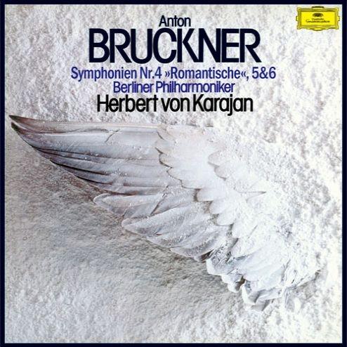 交響曲第4番『ロマンティック』、第5番、第6番 ヘルベルト・フォン・カラヤン&ベルリン・フィル(1975-79)(3SACD)(シングルレイヤー)