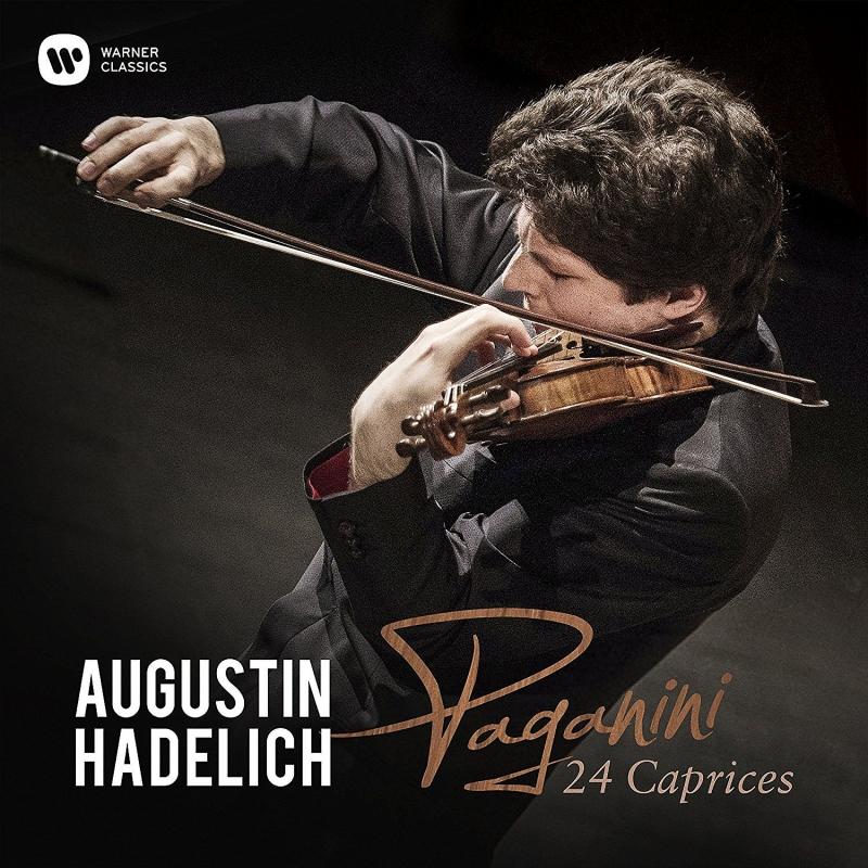 24のカプリース アウグスティン・ハーデリッヒ