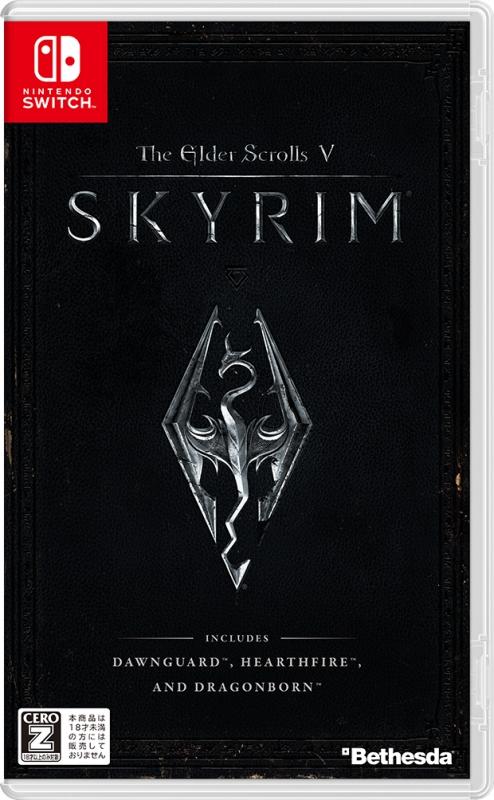 【Nintendo Switch】The Elder Scrolls V: Skyrim Special Edition