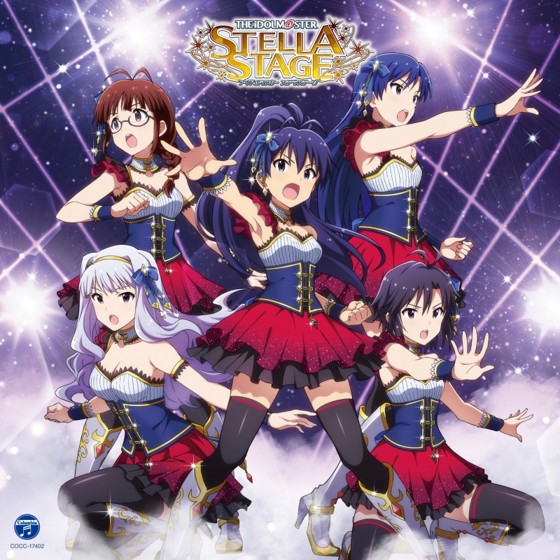 THE IDOLM@STER STELLA MASTER 01
