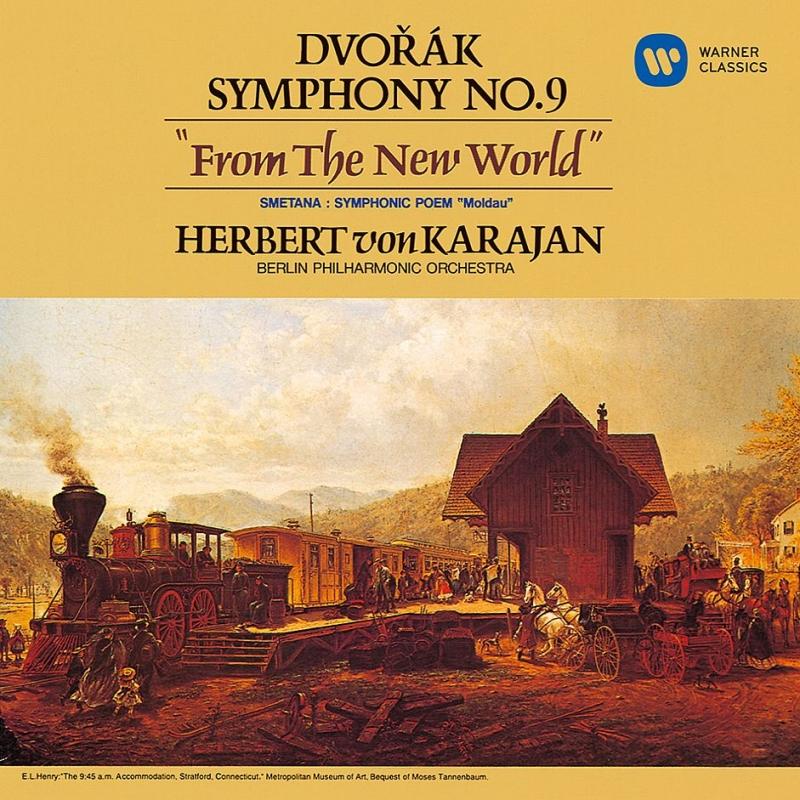 ドヴォルザーク:交響曲第9番『新世界より』(1977)、シベリウス:交響曲第2番 ヘルベルト・フォン・カラヤン&ベルリン・フィル(シングルレイヤー)