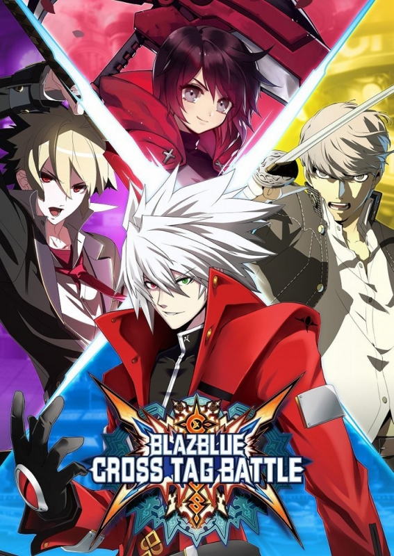 【Nintendo Switch】BLAZBLUE CROSS TAG BATTLE Limited Box